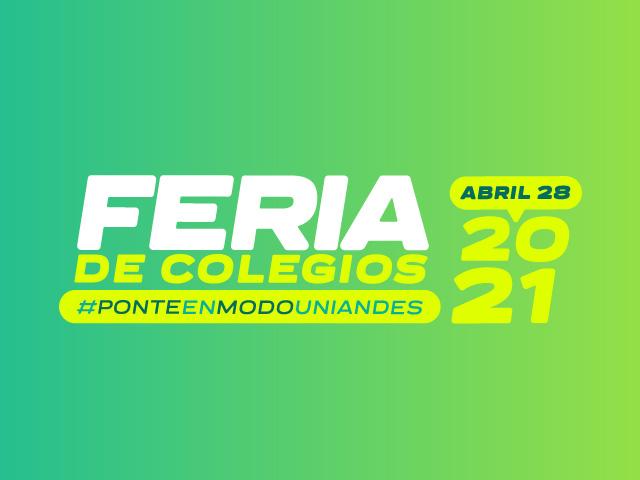 Feria de Colegios 2021-1