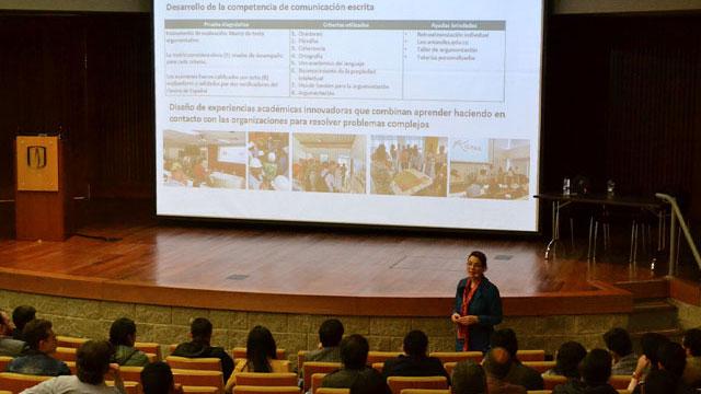 Eventos en el campus Posgrado
