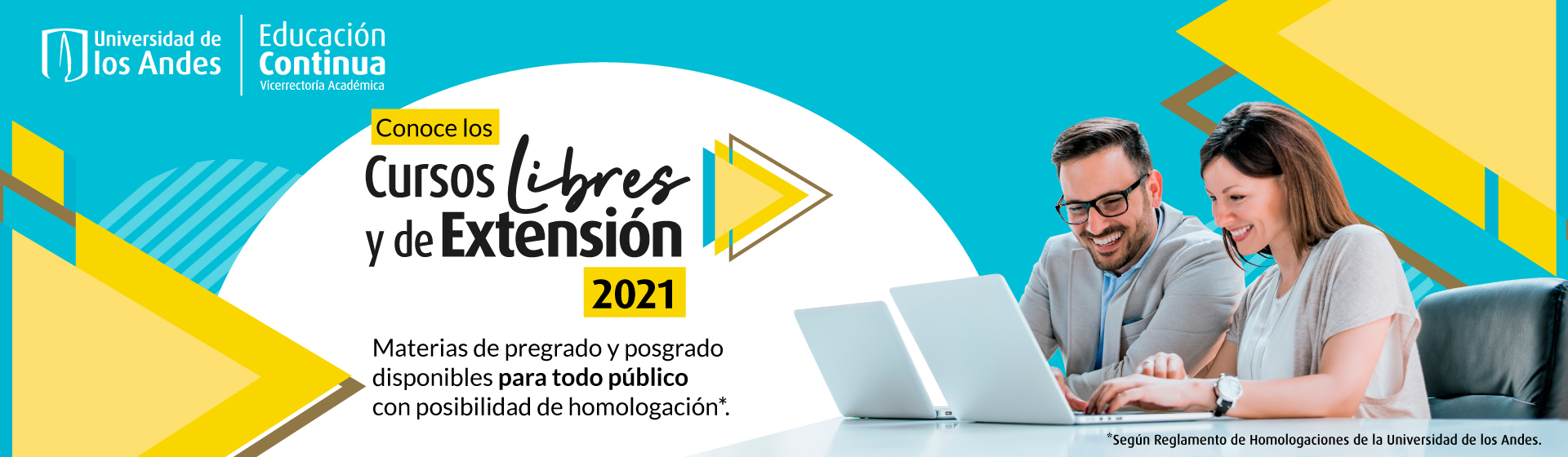 Conoce nuestros cursos Libres y de Extensión para 2021