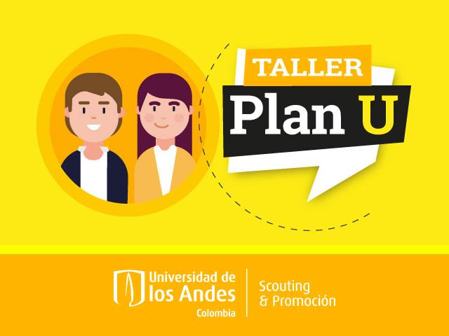 TALLER PLAN U