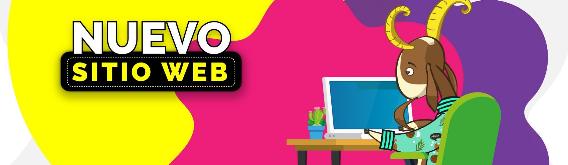 Nuevo sitio web para aspirantes