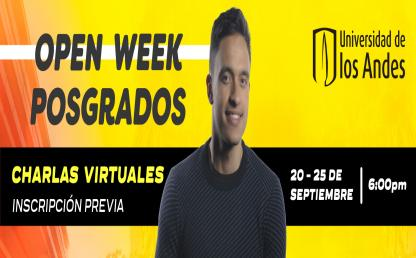 Open Week de Posgrados