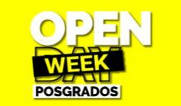 Open Week Posgrados